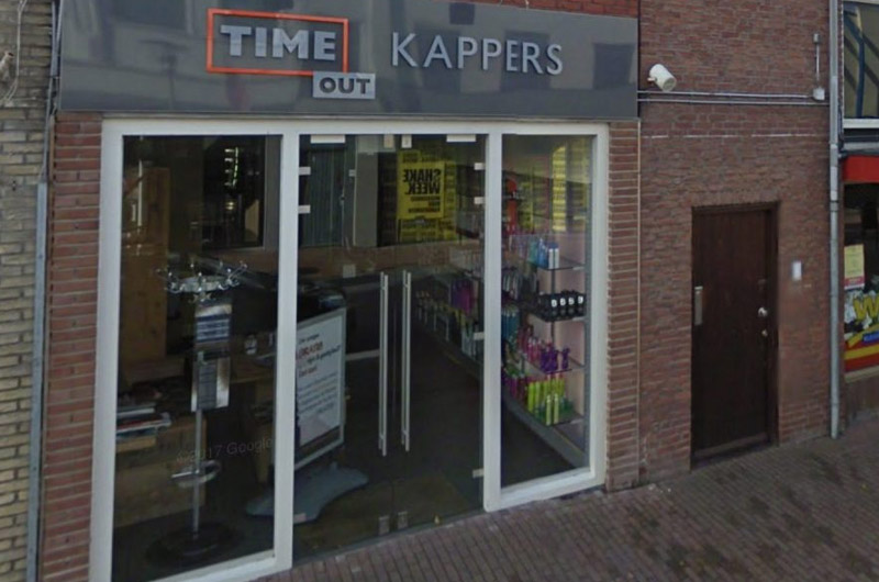 Time Out Kappers Landstraat Delfzijl