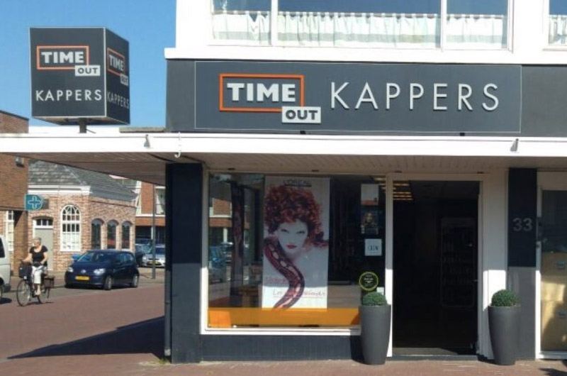 Time Out Kappers Leek